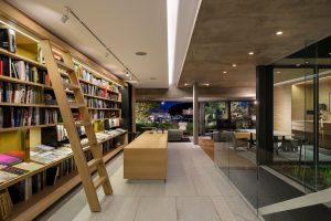 4_bed_vacation_villa_-_higgovale_-_library