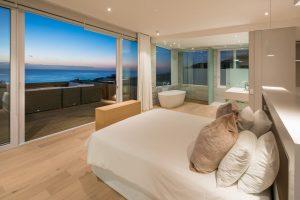 Rose-Camps-Bay-Villa-bedroom-at-night
