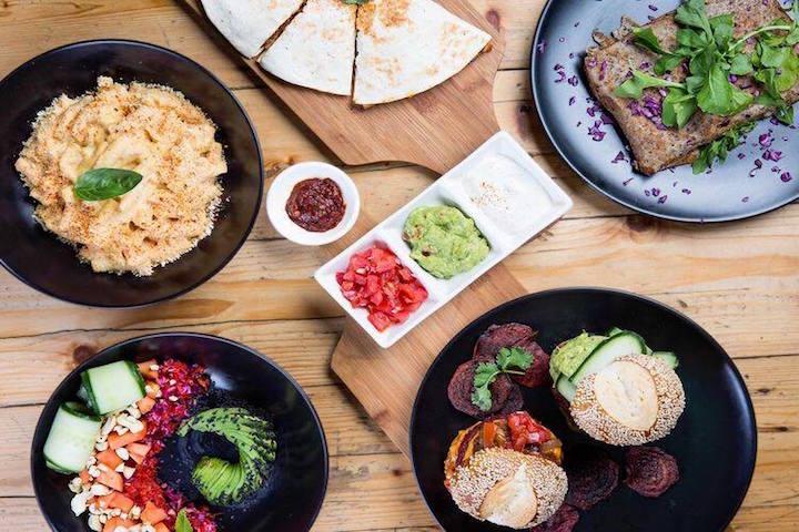 Plant Cafe Dishes 1 1  raw roxy vegan restaurants cape town  Greatestveggieburger  kind kitchen