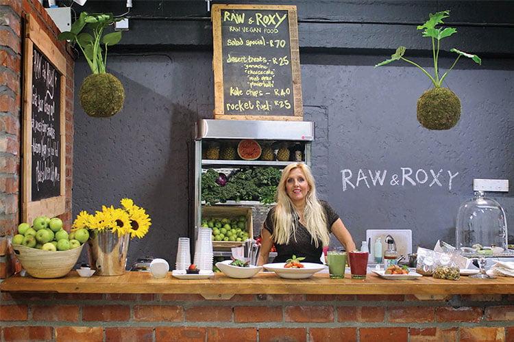 Best Vegetarian Restaurants - Raw Roxy