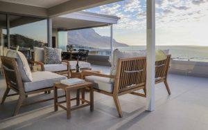 Condo Carolina - Camps Bay - living room