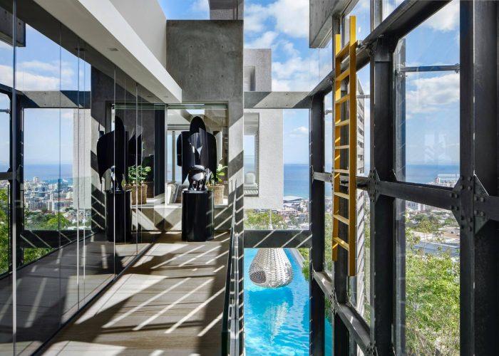 Bespoke Cape Town Villa - interior
