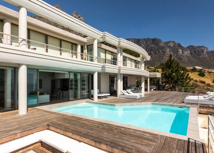 Camps Bay Luxury Accommodation - 106 Geneva